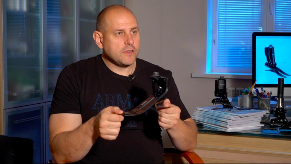 Обзоры протеза стопы Elite2