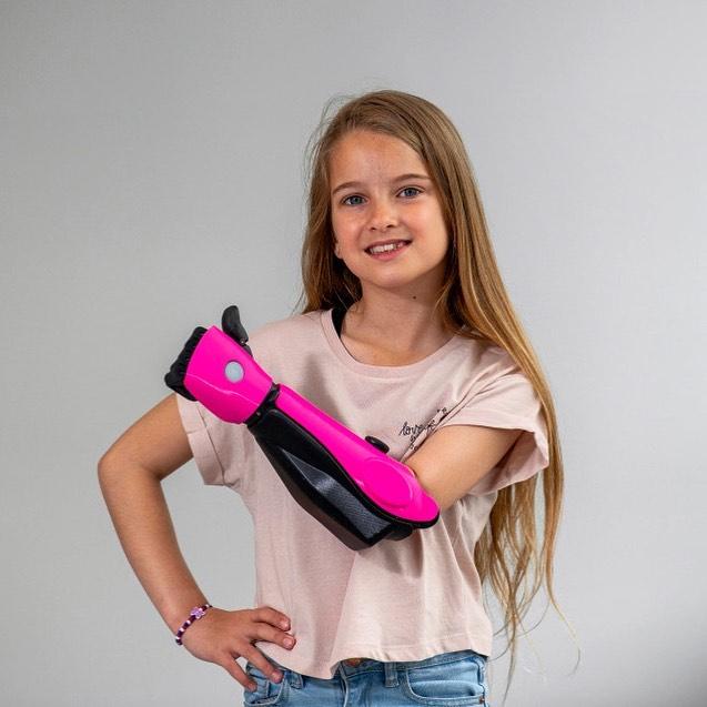 Бионическая рука Hero Arm от Open Bionics