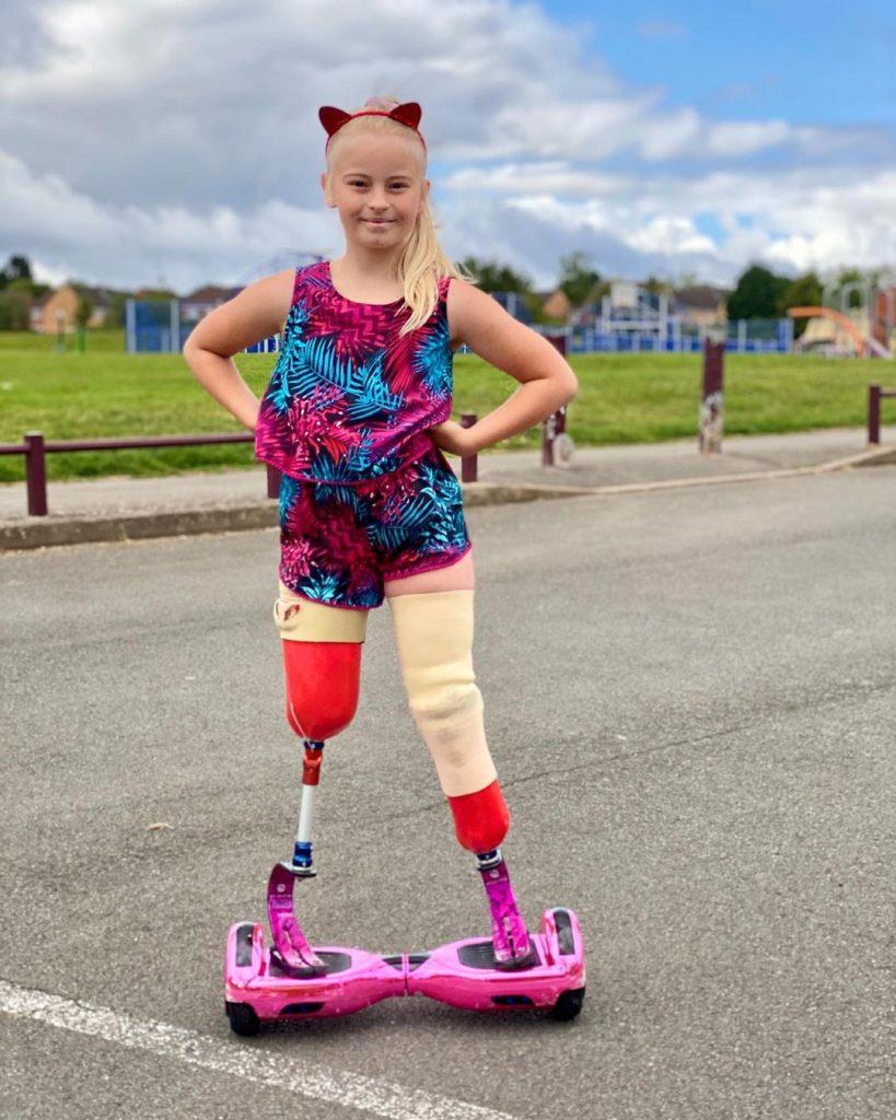 Детский протез Mini BladeXT